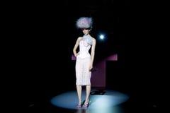 Valencia Fashion Week Royalty Free Stock Photography