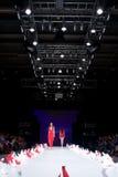 Valencia Fashion Week Stock Photos