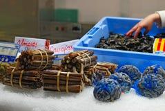 Valencia Food Market foto de archivo libre de regalías