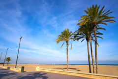 Free Valencia La Malvarrosa Beach Arenas Spain Stock Image - 89332031