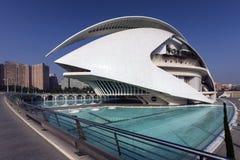Valencia - la Spagna Immagine Stock