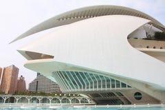 Valencia landmark Royalty Free Stock Image