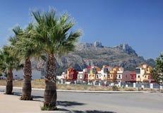 Valencia Landscape Stockbilder