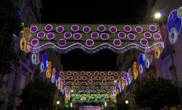 Valencia, Las Fallas Royalty-vrije Stock Fotografie