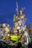 Valencia, Las Fallas Fotografia Stock Libera da Diritti