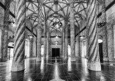 Valencia - Llotja de la Seda Stock Photography