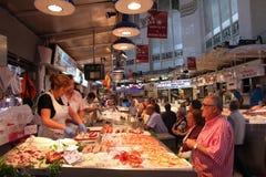 Valencia market Royalty Free Stock Image