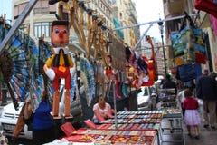 Valencia Market Immagine Stock