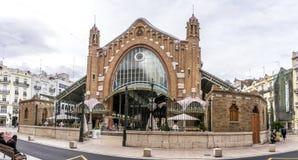 Valencia Market imagen de archivo