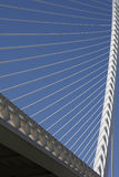 VALENCIA 22 MAY 2017 : City of Arts and Sciences : bridge detail Stock Images