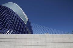 VALENCIA 22 MAY 2017 : City of Arts and Sciences - Valencia Spain Stock Image