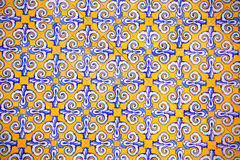 Valencia Mercado Central market tiles facade Spain Stock Photography