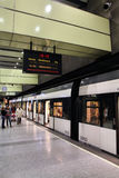 Valencia metro Stock Photography
