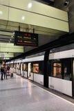 Valencia metro stock photography