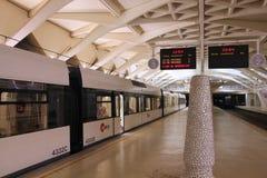 Valencia Metro Royalty Free Stock Photography
