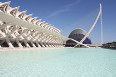 In Valencia Stock Photography