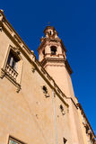 Valencia Navellos Church San Lorenzo square Spain Stock Photo