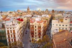 Valencia Old Town, España Imagenes de archivo
