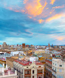 Valencia Old Town , Spain Royalty Free Stock Photography
