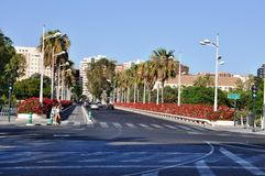 Valencia. Is one beautiful city Stock Images