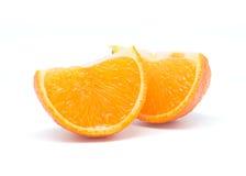 Valencia-Orangen 8 Lizenzfreies Stockbild