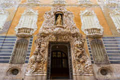 Valencia Palacio Marques de Dos Aguas palace Stock Photo