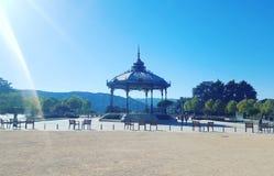 Valencia. Place des amoureux a Valence - France Royalty Free Stock Photo