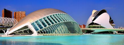 Valencia Royalty Free Stock Photos