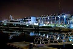 Valencia Port Royalty Free Stock Image