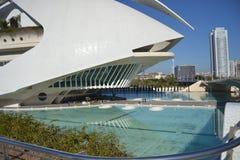 Valencia-Reflexionstag Lizenzfreie Stockbilder