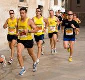 Valencia Run Stock Image