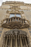 Valencia'sens museum Royaltyfri Foto