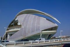 Valencia shapes Stock Photos