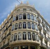 Valencia Spain, buildings Stock Photo