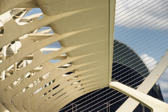 Valencia Spain, City of Arts and Sciences Stock Photo