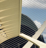 Valencia Spain, City of Arts and Sciences Royalty Free Stock Images