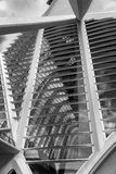 Valencia Spain, City of Arts and Sciences Royalty Free Stock Photography