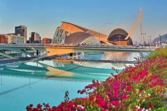 Valencia, Spain royalty free stock photo