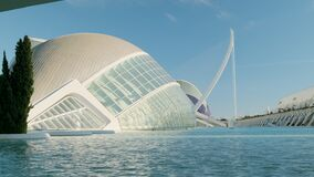 Hemisferic exterior. Valencia, Spain