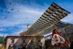 Valencia, Spain, The Fallas Festival Royalty Free Stock Images