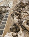Valencia Spain slott av Marques de Dos Aguas fotografering för bildbyråer