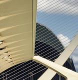 Valencia Spain, ville des arts et des sciences images libres de droits