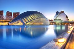 Valencia, Spanien Lizenzfreies Stockfoto