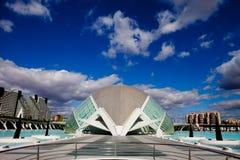 Valencia, Spanien. 8. April 2012. Hemisferic in Stockfoto