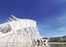 Valencia, Spanien - 4. April 2017: Stadt der Künste und der Wissenschaften, Lizenzfreies Stockbild