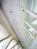 Valencia, Spanien - August 2009: Künste und Wissenschafts-Museum durch Calatrava Stockfotografie