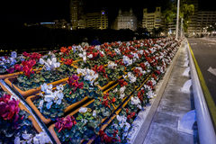 Valencia Spanien, den Fallas festivalen Royaltyfria Foton