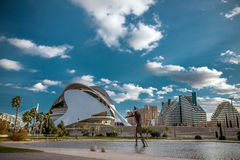 Valencia, Spanje Stock Afbeelding