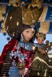 Valencia, Spanje, het Fallas-Festival Royalty-vrije Stock Afbeeldingen