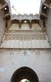 Valencia Torres de Serranos Tower Photographie stock